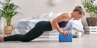 Evde Vücut Geliştirme Hareketleri, Egzersizleri ve Fitness Antrenmanları