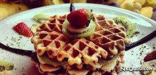 Avrupa Yakası'nda En Güzel Waffle Nerede Yenir ?