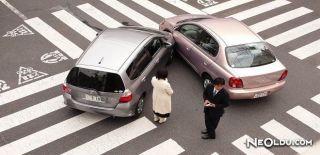 Kaza Sonrası Yapılması Gereken İşlemler