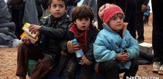 Mülteci Kampında Bir Hikâye