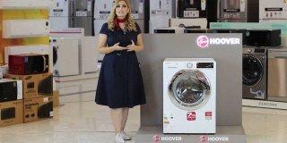 Sessiz Sıkma Özelliğine Sahip 10 Hoover Çamaşır Makinesi Modeli