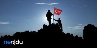 Mehmetçik İle İlgili Sözler - Vatani Görevini Yapan Askerlerimizle İlgili Güzel Sözler