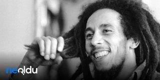 Bob Marley Sözleri - Hayata Bakışınızı Değiştirecek Bob Marley'in En Güzel Sözleri