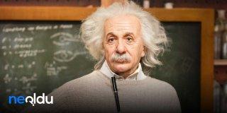 Albert Einstein Sözleri, Albert Einstein'den Efsaneleşmiş Felsefi Sözler