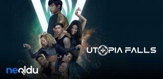 Hulu Dizisi Utopia Falls Hakkında İnceleme