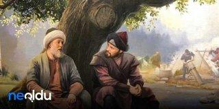 Şeyh Edebali Sözleri, Şeyh Edebali'nin Osman Bey'e Sözleri