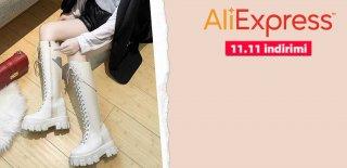Aliexpress 11.11 İndirimli Ayakkabı Modelleri   2020