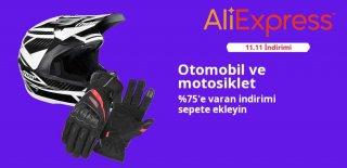 Aliexpress 11.11 İndirimli Otomobil ve Motosiklet Aksesuarları   2020