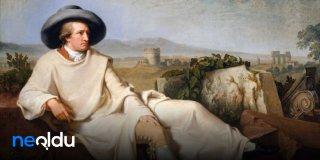 Von Goethe Sözleri, En Güzel Goethe Sözleri,  Goethe Kitaplarından Alıntı Sözleri