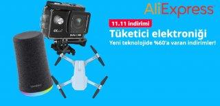 Aliexpress 11.11 İndirimli Elektronik Ürünler   2020