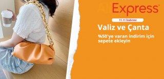 Aliexpress 11.11 İndirimli Valiz ve Çanta Modelleri   2020