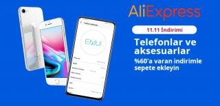 Aliexpress 11.11 İndirimli Telefon ve Aksesuar Modelleri   2020