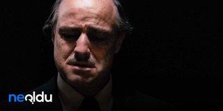 The Godfather (Baba) Film Replikleri - En Güze Baba Filmi Sözleri