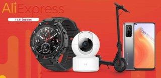 AliExpress 11.11 Kampanyası İndirimli Ürünler | 2020