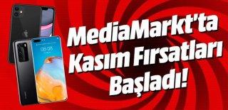 MediaMarkt Kasım Fırsatları: İndirimli Telefon Modelleri