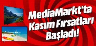 MediaMarkt Kasım Fırsatları: İndirimli Televizyon Modelleri