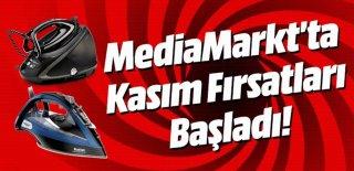 Mediamarkt Kasım Fırsatları: İndirimli Ütü Modelleri