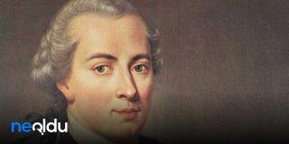 Immanuel Kant Sözleri, Ünlü Düşünür Immanuel Kant'ın Felsefi Sözleri