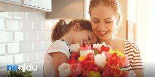 Anneler Günü Sözleri, Mesajları, Anne ile İlgili En Güzel Sözler