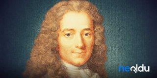 Voltaire Sözleri, En Güzel, Anlamlı ve Manalı Voltaire Sözleri