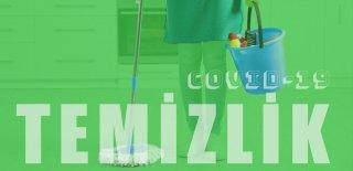 Temizlik Malzemeleri COVID-19 Virüsünü Öldürür mü?