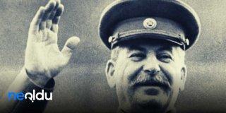 Josef Stalin Sözleri - Tarihte Derin İzler Bırakan Josef Stalin'in Unutulmaz Sözleri