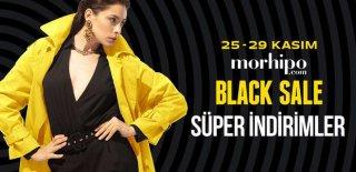 Morhipo Muhteşem İndirim Haftası   Black Friday 2020