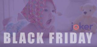 Joker Kasım Fırsatları Çocuk Giyim ve Bakım Ürünleri   Black Friday 2020