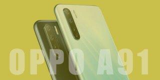 OPPO A91 Fiyatı, Özellikleri ve Detaylı İncelemesi