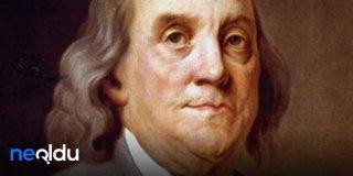 Benjamin Franklin Sözleri -  Unutulmaz Benjamin Franklin Sözleri Resimli