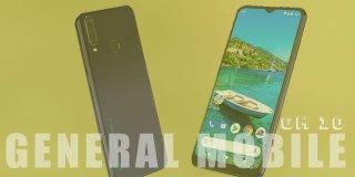General Mobile GM 10 Teknik Özellikleri ve Fiyatı
