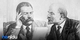 Maksim Gorki Sözleri - En Güzel, Anlamlı, Resimli, Özlü ve Unutulmaz Gorki Sözleri