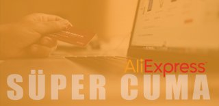 AliExpress Süper Cuma İndirimli Ürünler | Black Friday 2020