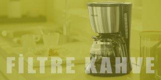 Geniş Hazneli En İyi Filtre Kahve Makinesi Modelleri | Fiyatları & Yorumları