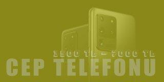3500 TL – 7000 TL Arası En İyi 10 Telefon Modeli