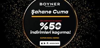 Boyner'den Şahane Kasım Fırsatı: %50 İndirimleri Kaçırma!