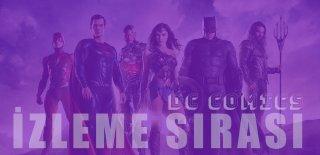 DC Filmleri Sırası, İzleme Listesi & En İyi DC Filmleri