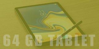 En İyi 64 GB Hafızaya Sahip 15 Tablet Modeli Tavsiyesi | 2021