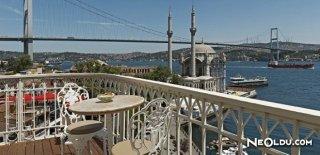 İstanbul'un En Güzel Manzaraya Sahip Terasları