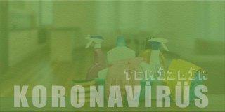COVID-19: Virüse Karşı Her Gün Temizlemeniz Gereken 10 Şey
