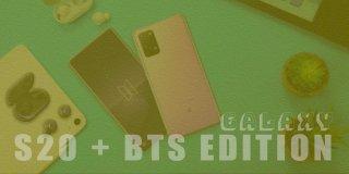 Samsung Galaxy S20+ Plus BTS Edition Teknik Özellikleri ve Detaylı İncelemesi
