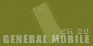 General Mobile GM 20 Teknik Özellikleri ve Fiyatı