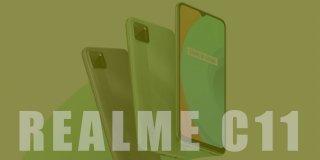 Realme C11 Teknik Özellikleri ve Fiyatı | İnceleme
