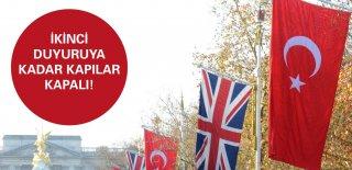 Giden Gelemiyor! Yüzlerce Türk Vatandaşı İngiltere'de Mahsur!