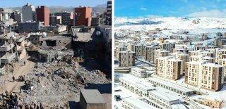 Cizre Bodrumları Gerçeği; PKK'nın Yakıp Yıktığı, Kürtleri Canlı Kalkan Olarak Kullandığı Cizre'nin Büyük Değişimi