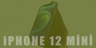 Apple'dan iPhone 5 Severlere Yeni Sürpriz: İphone 12 Mini İnceleme