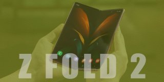 Kapalıyken Telefon, Açıkken Tablet: Samsung Z Fold 2