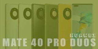 Son Teknoloji Zekasıyla Hayatı Zirvede Yaşa: Huawei Mate 40 Pro Duos