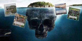 Ölüm Kol Geziyor! Dünyanın En Tehlikeli 10 Adası