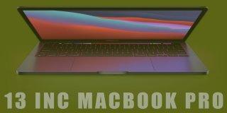 Apple M1 Çip, 20 Saat Pil Ömrü: Yeni 13 inç MacBook Pro